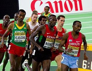 2016 IAAF World Indoor Championships – Mens 3000 metres