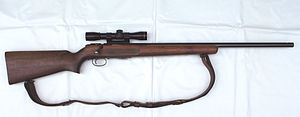 Remington Model 513 - Image: 513T pic 1
