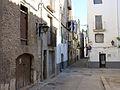 547 Carrer de Vilanova, al barri de Remolins (Tortosa), a la dreta el c. Gentildones.JPG