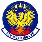 5 Munitions Sq emblem.png