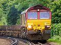 66056 Dollands Moor to Scunthorpe 4E26 empty steel from Ebange (27408727944).jpg