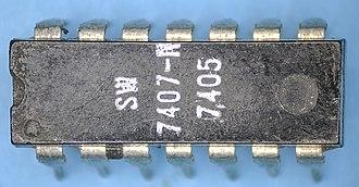 Stewart-Warner - Stewart-Warner 7400 Series integrated circuit