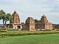 7th - 9th century Hindu and Jain temples, Pattadakal monuments Karnataka 4.jpg