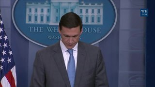 Fichier:8-25-17- White House Press Briefing.webm