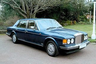 Bentley Mulsanne (1980–92) car model