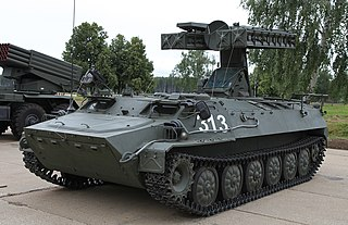 9K35 Strela-10 Type of Vehicle-mounted SAM system