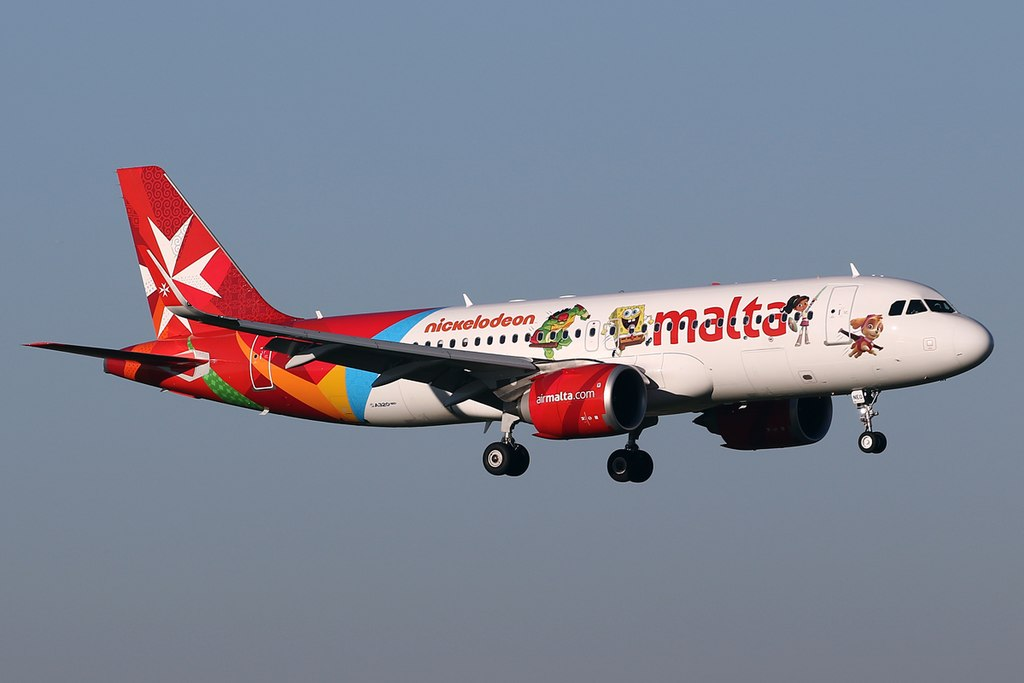 Air Malta, Rank 76 Airline Punctuality Report