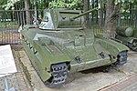 A12 Matilda Mk.IIICS '222' - Victory Park, Moscow (24859787528).jpg