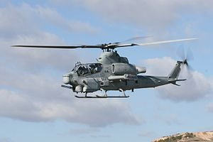 Bell AH-1Z Viper.