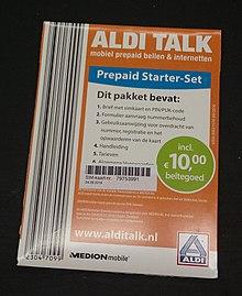 Aldi Talk Sim Kartennummer.Mobilfunkangebote Von Aldi Wikiwand