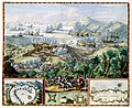 AMH-7809-KB View of the sea battle between the Dutch and the French at Tobago in 1676.jpg