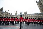 ARMED FORCES PROVIDE GLITTERING CEREMONY FOR STATE OPENING OF PARLIAMENT MOD 45159937.jpg