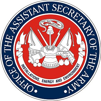 Assistant Secretary of the Army (Installations, Energy and Environment) - Image: ASA IE