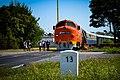 A 019-es Nohab a 100EL vonalon, Szolnok-Tehernél.jpg