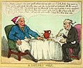 A Sailor's Will (caricature) RMG PW3847.jpg