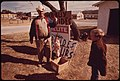 A Skinned Possum Shown by One of the Oldest Trappers in Texas, the Town of Leakey. Near San Antonio, 12-1973 (3704388818).jpg
