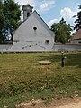 A Szent János-templom maradványa és az ötös remeteház, 2018 Majkpuszta.jpg