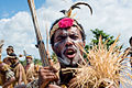 A traditional performer from Futuna island, Vanuatu, February 2013. Photo- Graham Crumb for DFAT (12779206113).jpg