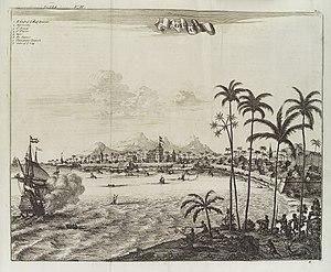 Kollam - Kollam in the 1700s