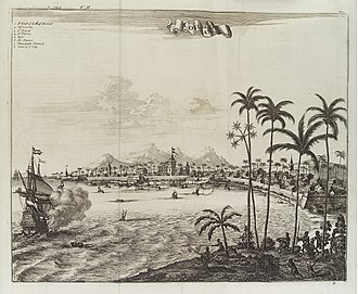 Kollam - Kollam in the 1700s