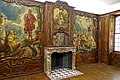 Aachen room for Johann of Wespien, architect Johann Josef Couven, Gobelins by Franz and Peter van der Borcht, 1734-1742, oak, marble, tapestries - Germanisches Nationalmuseum - Nuremberg, Germany - DSC02733.jpg