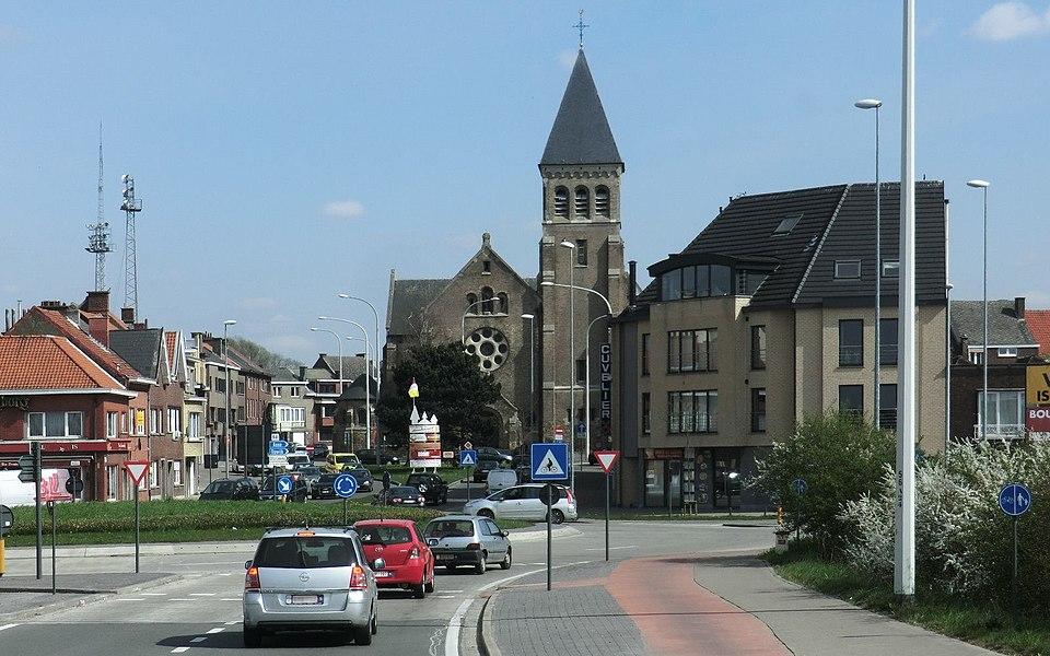 Heilig-Hartkerk, Aalst