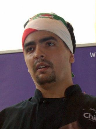 Aarón Sanchez - Aarón Sánchez in 2009