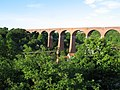 Abandoned Railway Viaduct over the River Esk at Whitby - geograph.org.uk - 1605142.jpg
