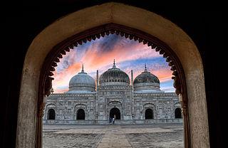 Ahmedpur East City in Punjab, Pakistan