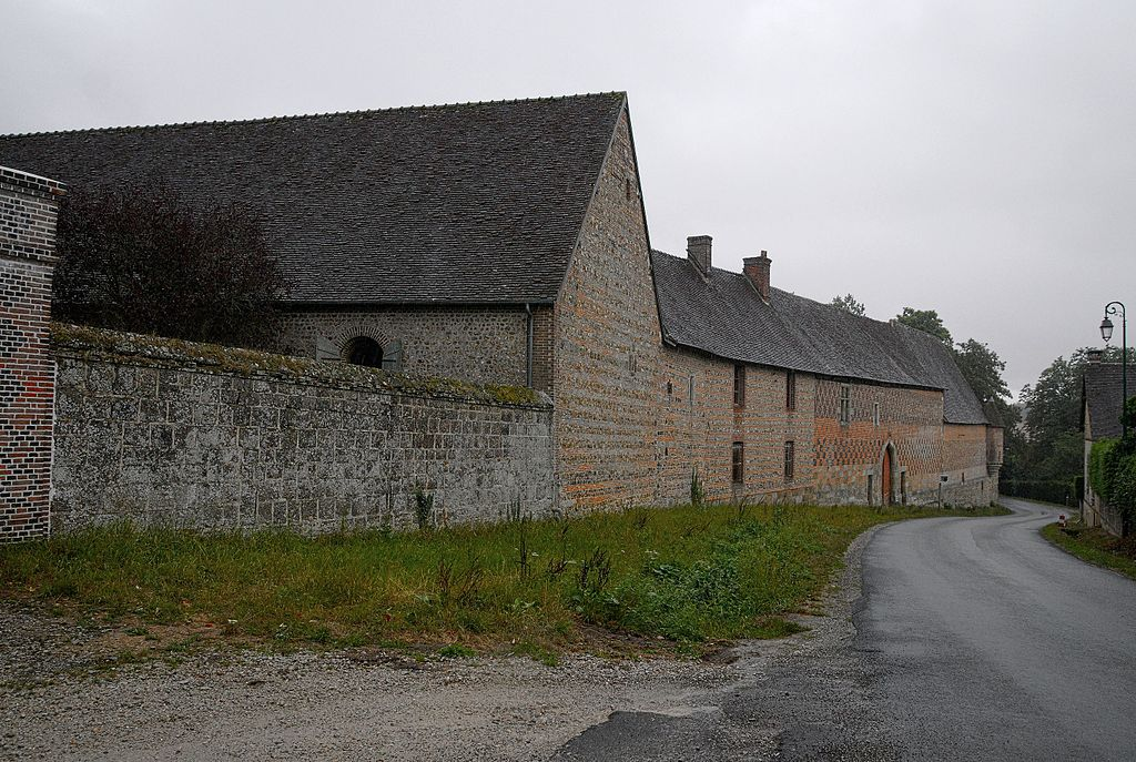 Fichier abbaye de chaise dieu du theil mur d 39 for Chaise dieu du theil