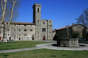 Abbazia di san Salvatore (Abbadia San Salvator...
