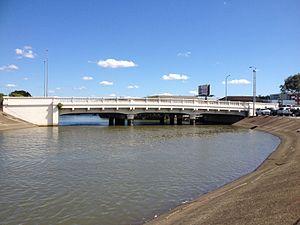 Albion, Queensland - Abbotsford Road Bridge