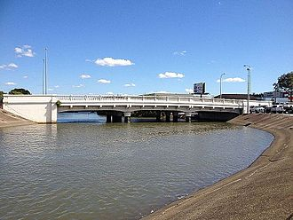 Albion, Queensland - Abbotsford Road Bridge