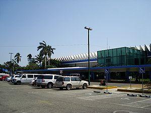 Acapulco - Aeropuerto Internacional Juan N. Álvarez