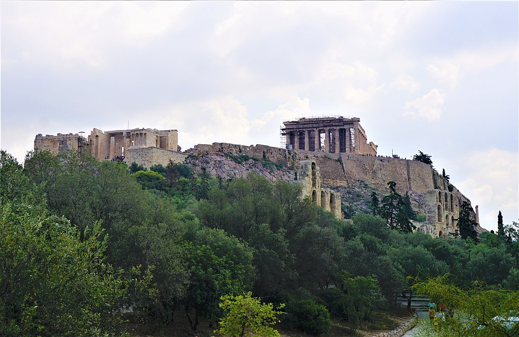 Acropolis of Athens - Virtual Tour