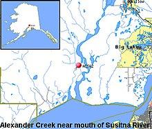 Alexander Creek (Susitna River) - Wikipedia