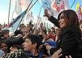 Acto homenaje 60° aniversario del fallecimiento de Eva Perón 03.jpg