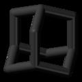 Adamantane 3D skeletal.png