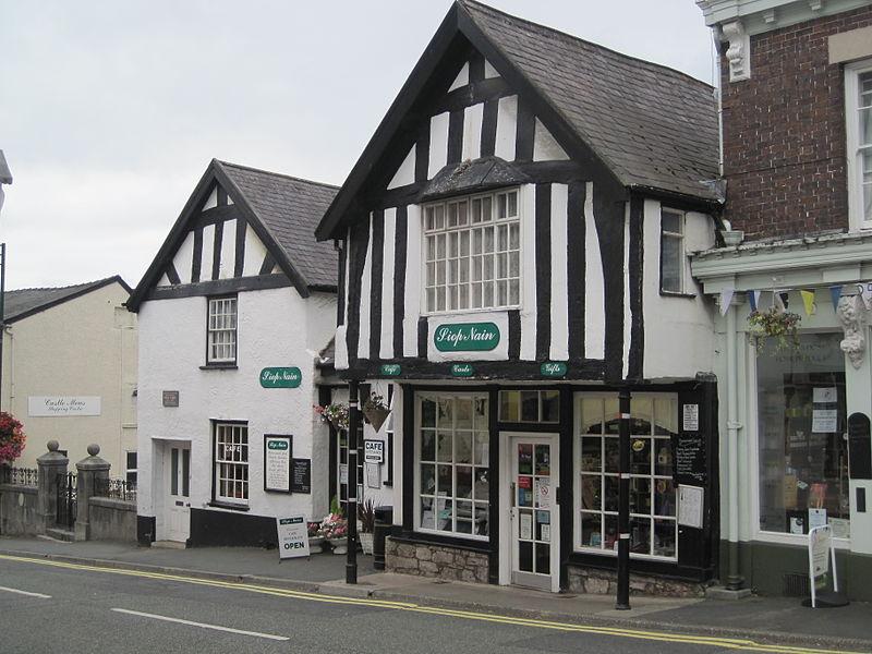 Delwedd:Adeiladau yn Rhuthun - Buildings in Ruthin 08.JPG