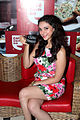 Aditi Rao Hydari at Cafe Coffee Day 02.jpg
