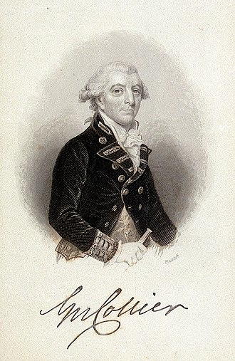 Battle of Machias (1777) - Sir George Collier