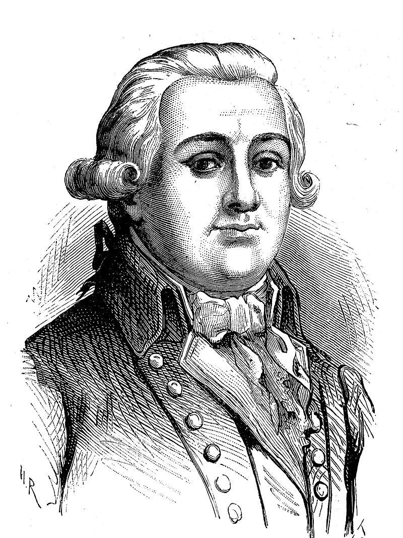Le député Lacroix