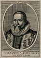 Aelius Everhardus Vorstius. Line engraving by S. Furck, 1650 Wellcome V0006108ER.jpg