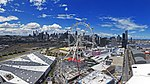 Aerial perspective of the Melbourne Star Observation Wheel.jpg