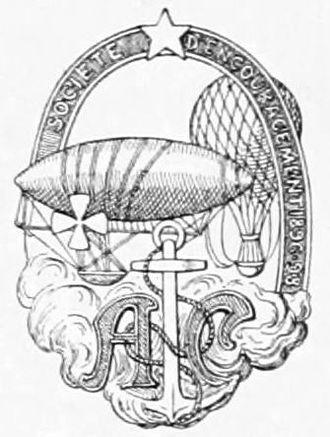Aéro-Club de France - Logo
