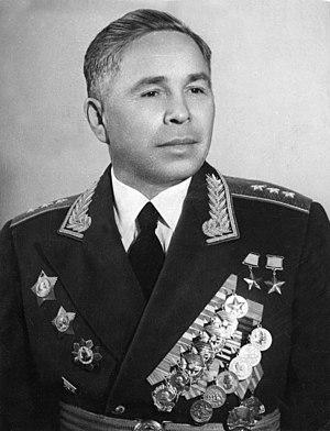 Afanasy Beloborodov - Image: Afanasy Beloborodov c. 1950s