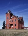 Agate Bay Lighthouse, Two Harbors, Minnesota LCCN2011630319.tif