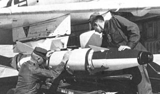 AGM-83 Bulldog Type of Air-to-ground missile