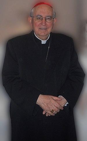 Agostino Vallini - Image: Agostino Cardinal Vallini