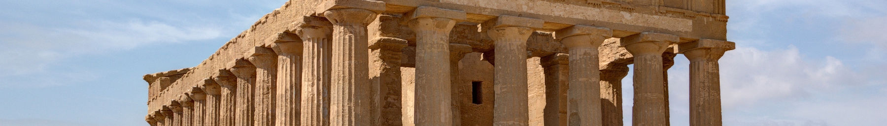 Agrigento banner Temple of Concordia columns.jpg